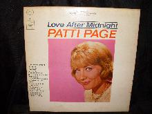 LOVE AFTER MIDNIGHT PATTI PAGE