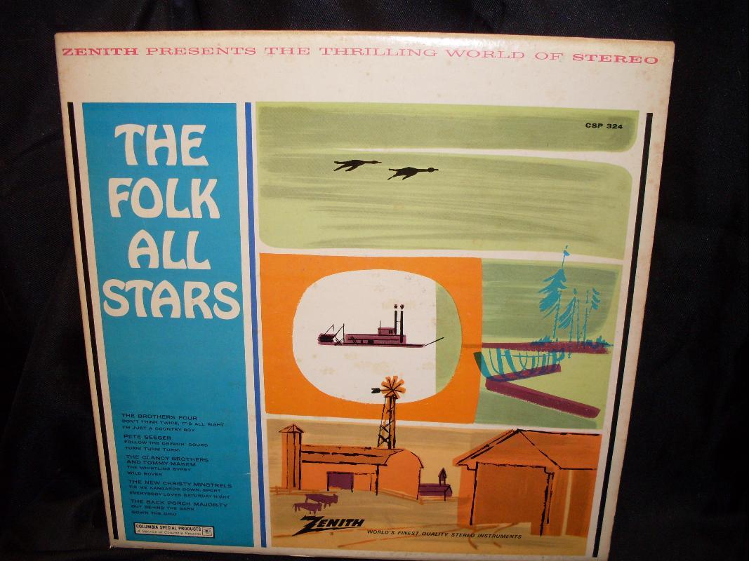 THE FOLK ALL STARS