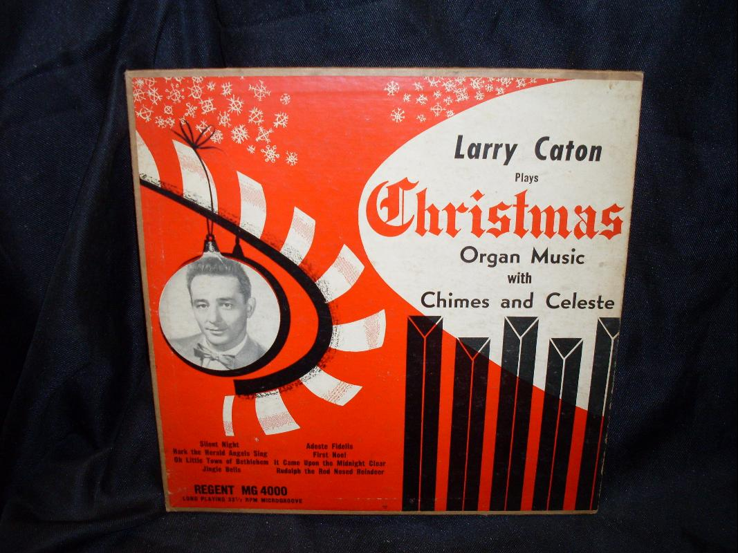 LARRY CATON CHRISTMAS