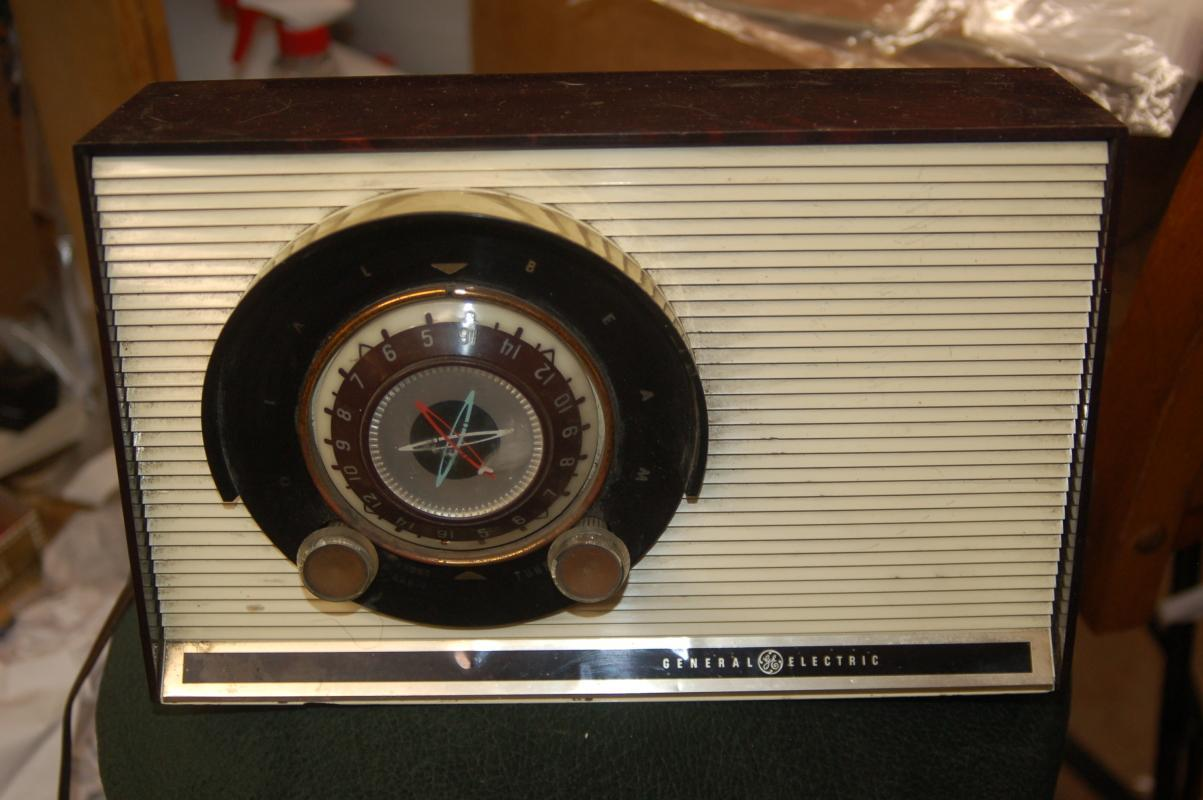 GE SATELITE RADIO