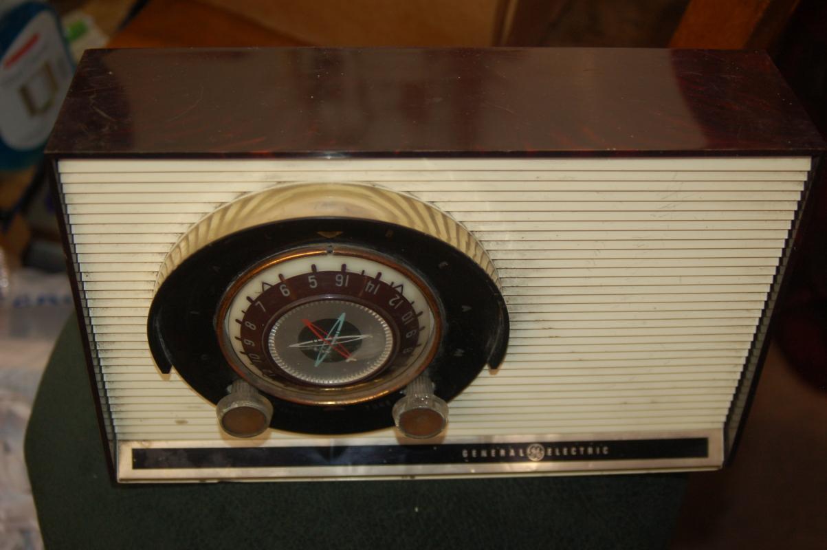 GE SATELITE RADIO