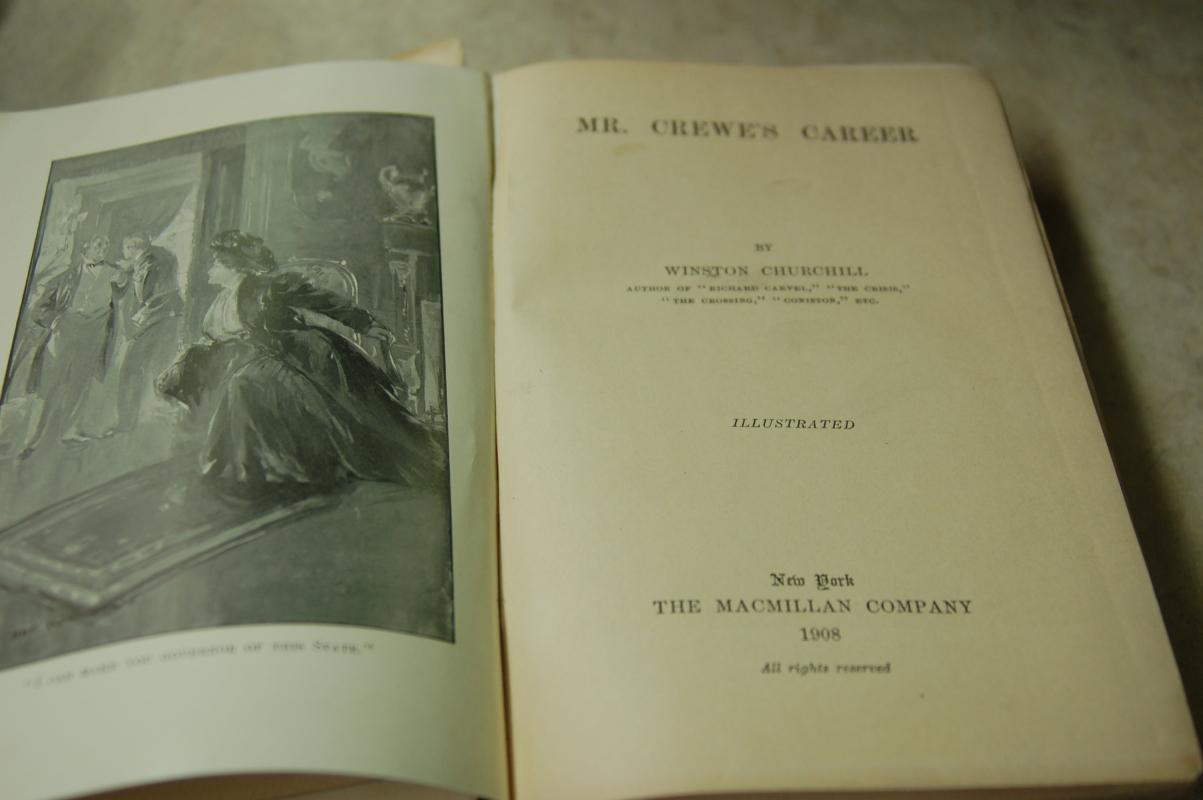 MR CREWES CAREER