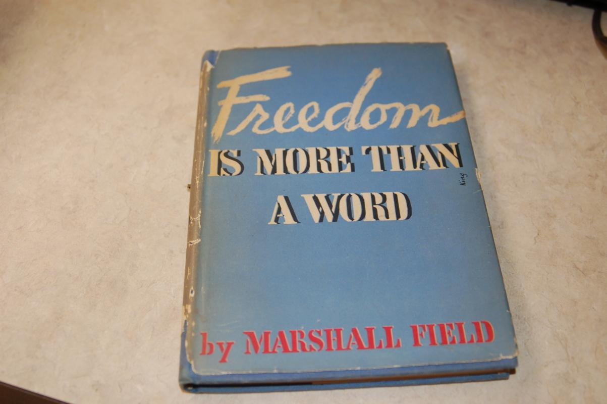 FREEDOM IS MORE THAN A WORD