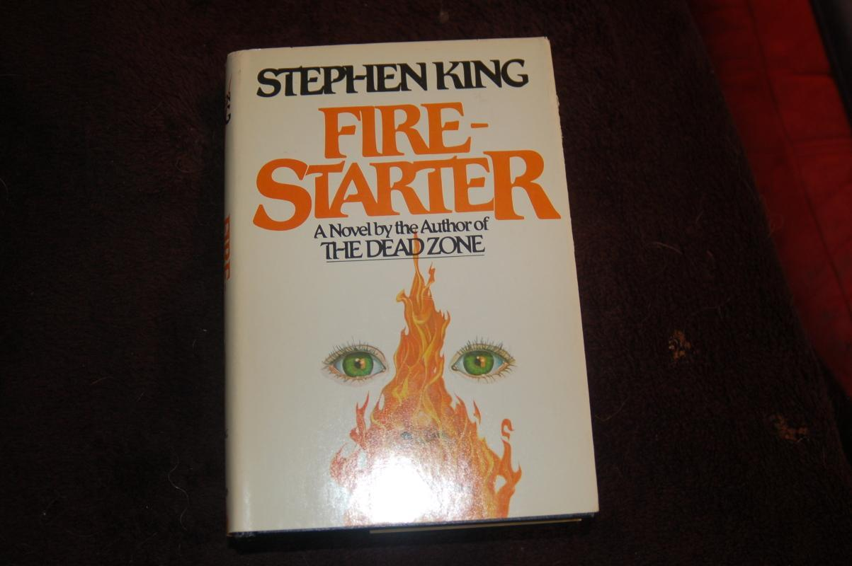 STEPHEN KING FIRE STARTER
