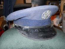 MILITARY UNIFORM CAP
