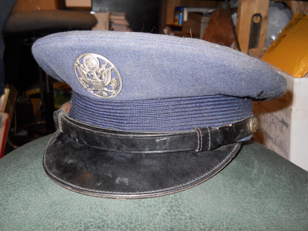 MILITARY UNIFORM CAP