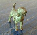 Brass Wee Spaniel Figurine
