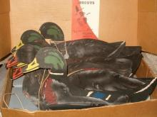 12 duck decoy set DISCOUNTED
