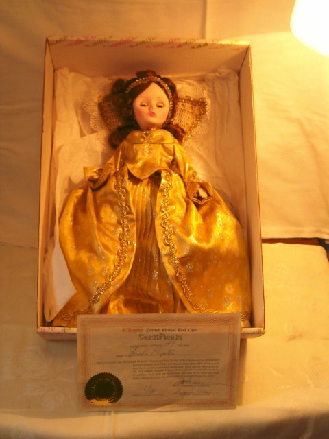 Crowning Glory Effanbee 1978 boxed doll