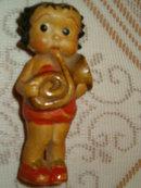 1930's Betty Boop bisque figurine