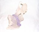 Art Nevo Clear Posing Lady Figurine