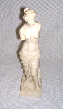 White Venus De Milo by A. Santini