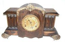 Vintage Gilbert Co. Mantle Clock