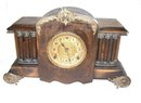 Vintage Gilbert Co. Mantle Clock