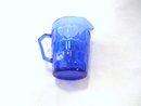 Vintage Shirley Temple Cobalt Blue Creamer
