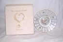 Fenton 50th Anniversary Plate in Original Box