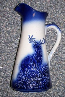 Blue Decorated Deer