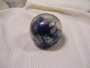 Blue, White and Purple Paper Weight