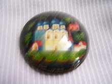 Russian Original Artist Signed  Miniature Broach