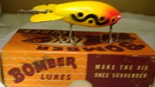 Fishing Lure-Bomber-in BOX / Pamphlet