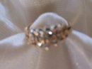 Ladys .33cts. Diamond Ring-3.00grms 14K Yellow Gold