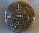 Resinol Chemical Co.Shaving Stick 1906 Trial size Cannister