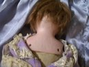 Ernst Heuback # 275 German Bisgue Head/ Kid body doll