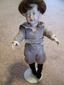 Stamped Simon & Halbig 150 -0-Character Child Boy doll