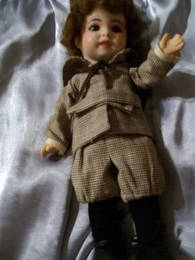 Marked- SFBJ - # 247 -PARIS- Doll