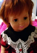 1972 Baby Chrissy doll by Ideal