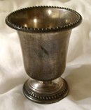 A vintage Farmington Sterling silver holloware Drinking Cup