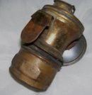 Vintage Universal Lamp Co. '' Auto Lite '' Patented Coal Miners Light