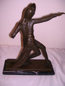 From the Foundry, European Bronze Works,Dancer, A-