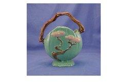 Roseville Handled Vase -