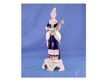 Royal Dux Figurine