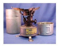 Military Collapsible Cook Stove