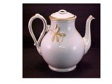 Limoges Teapot, Haviland & Co.