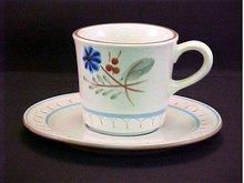 Cup & Saucer, Stangl -