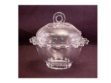 Covered Candy Dish, Heisey