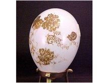 Hand Blown Easter Egg
