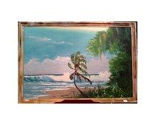 Florida Highwayman Painting - Willie Daniels