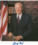 Autographed Photo - Gerald Ford