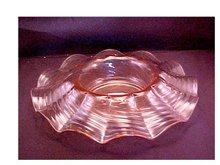 Pink Centerpiece Bowl - Fostoria