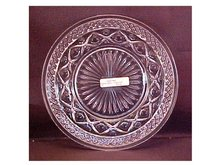 Salad Plate, Imperial Glass -