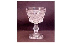 Wine Goblet,  Imperial Glass -