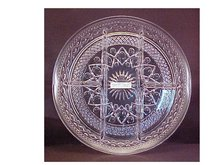 Relish Tray,  Imperial Glass -
