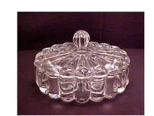 Divided Candy Dish, Heisey