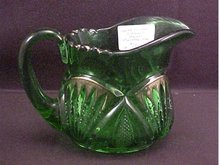 Cream Pitcher, Heisey -