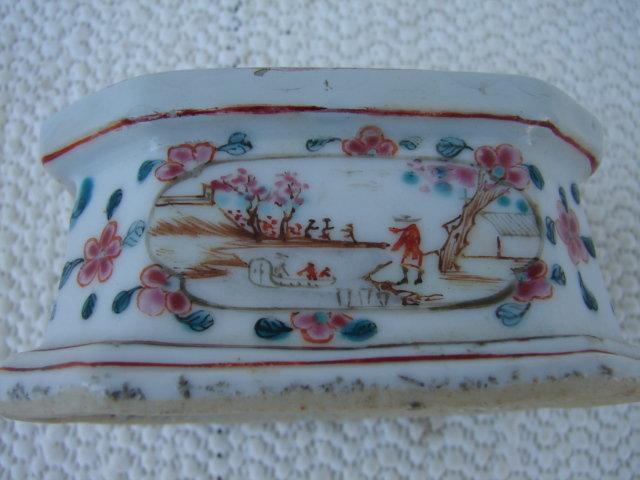 C. 1740 CHINESE EXPORT MASTER SALT
