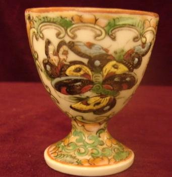 CHINESE EXPORT EGG CUP